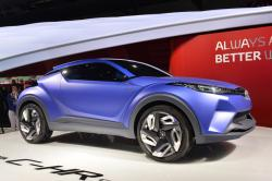 Toyota C-HR - The Japanese Have Gone Hybrid!