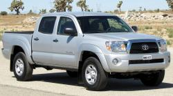 Toyota Tacoma Overcoming Every Obstacle