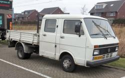 Volkswagen LT, Look At That 4x4 Awesomeness