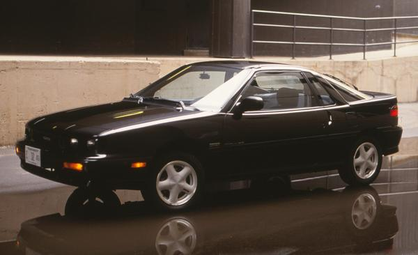 1990 Isuzu Impulse #1