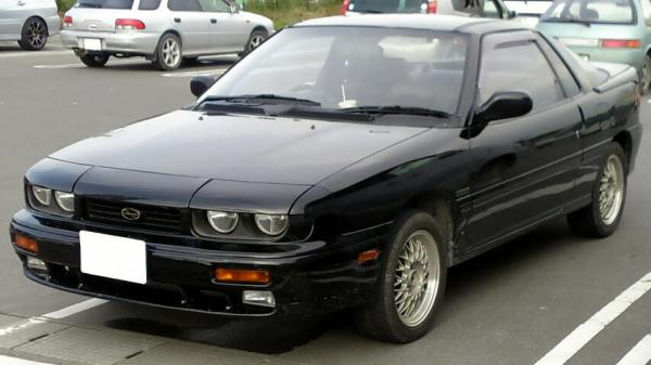 1990 Isuzu Impulse