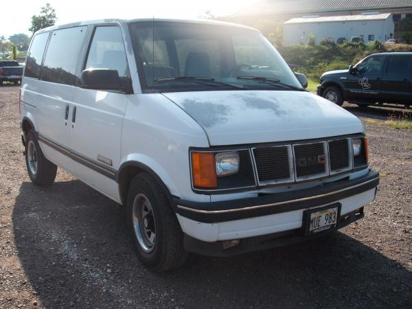 1991 GMC Safari #1