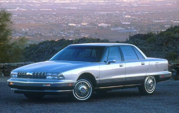 1991 Oldsmobile Ninety-Eight #1