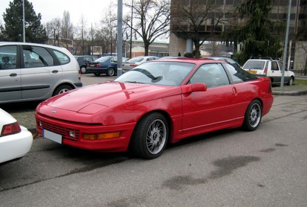 1992 Ford Probe #1