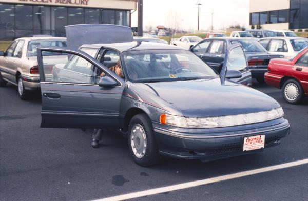 1992 Mercury Sable