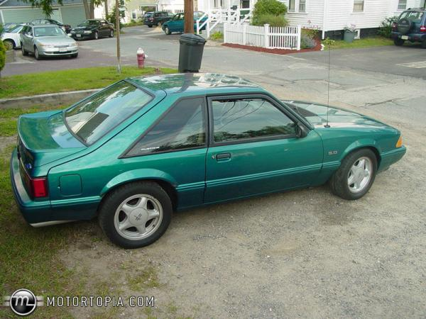 1993 Ford Mustang #1