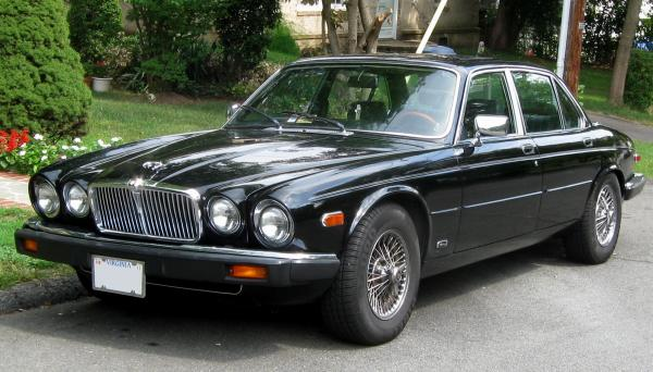 1993 Jaguar XJ-Series