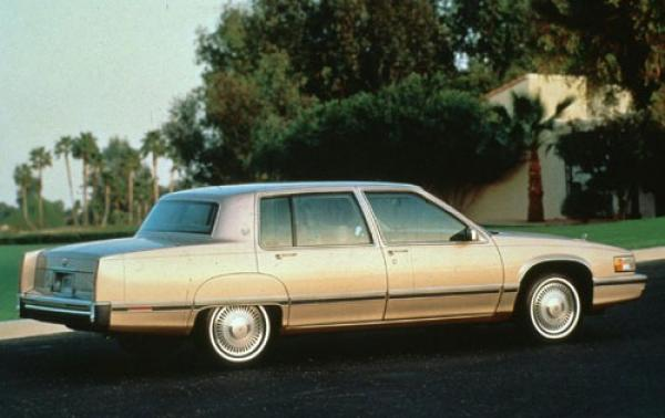 1993 Cadillac Sixty Special #1
