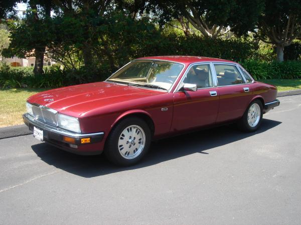 1994 Jaguar XJ-Series