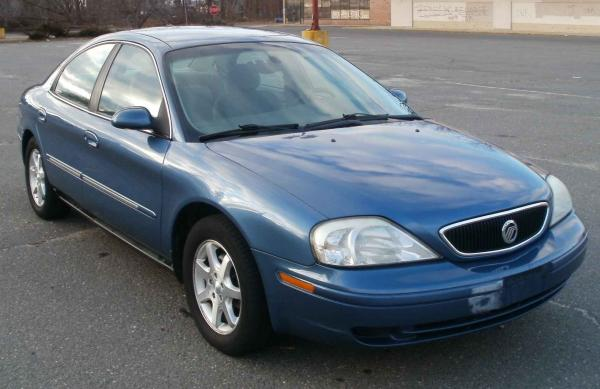 2002 Mercury Sable #1