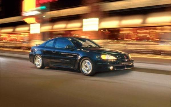 2002 Pontiac Grand Am #1