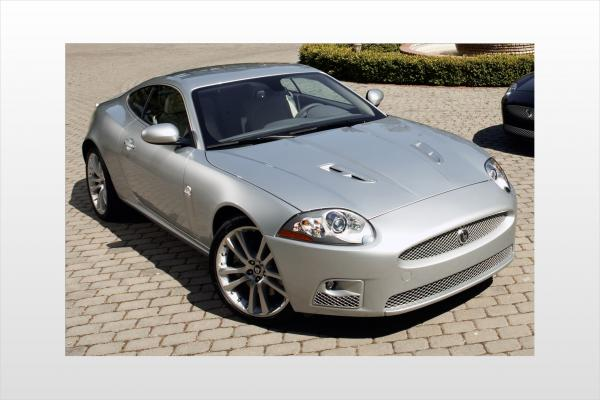 2007 Jaguar XK-Series #1