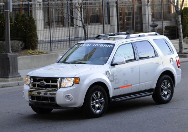 2008 Ford Escape Hybrid #1