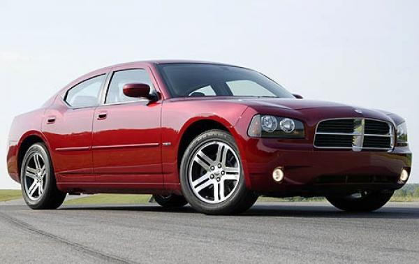 2008 Dodge Charger #1