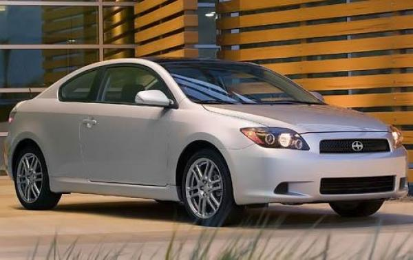 2010 Scion tC #1