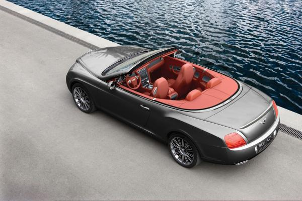 2011 Bentley Continental GTC Speed