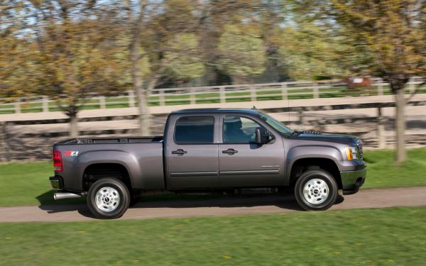 2012 GMC Sierra 2500HD #1