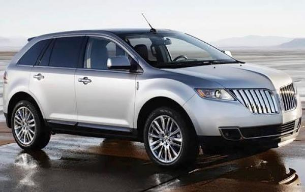 2012 Lincoln MKX #1