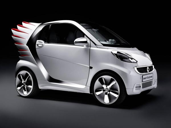 2013 smart fortwo #1