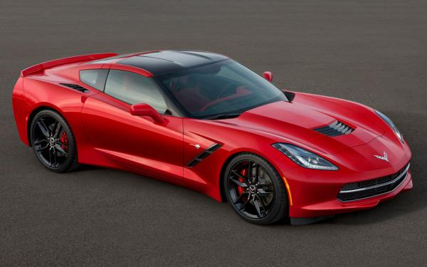 2014 Chevrolet Corvette Stingray #1