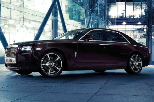2014 Rolls-Royce Ghost #1