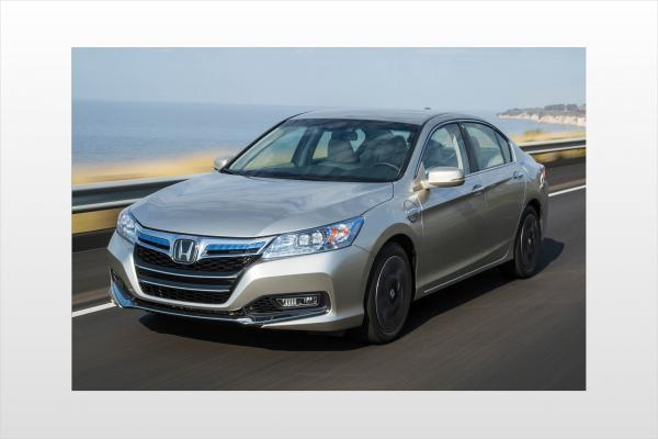 2014 Honda Accord Plug-In Hybrid #1