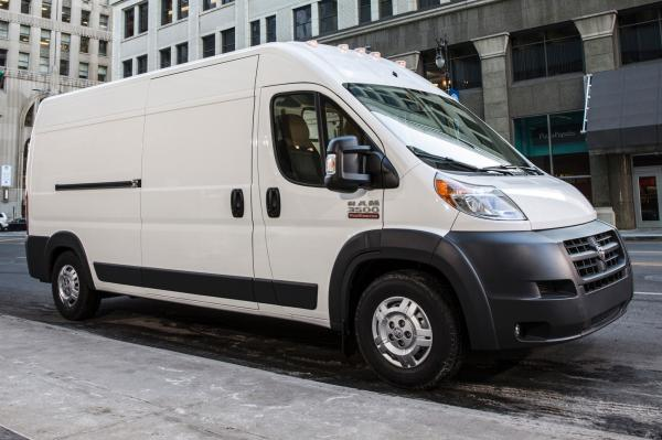 2014 Ram Promaster Window Van #1