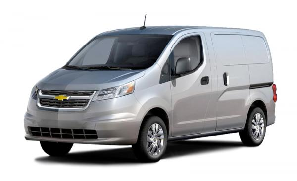 2015 Chevrolet City Express #1