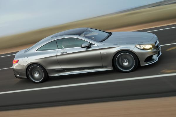 A review of 2015 Mercedes –Benz S-class