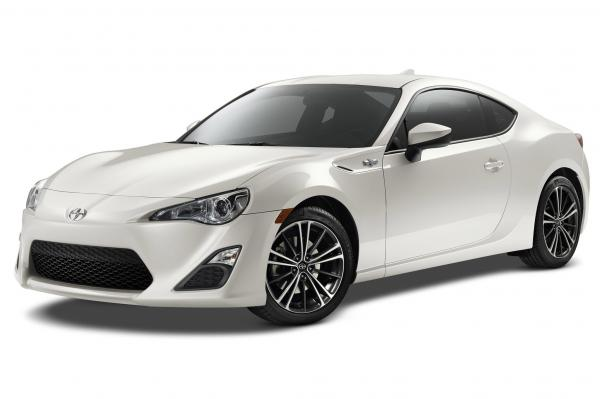 2015 Scion FR-S Coupe Ext exterior #1