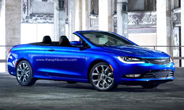 2016 Chrysler 100 #1