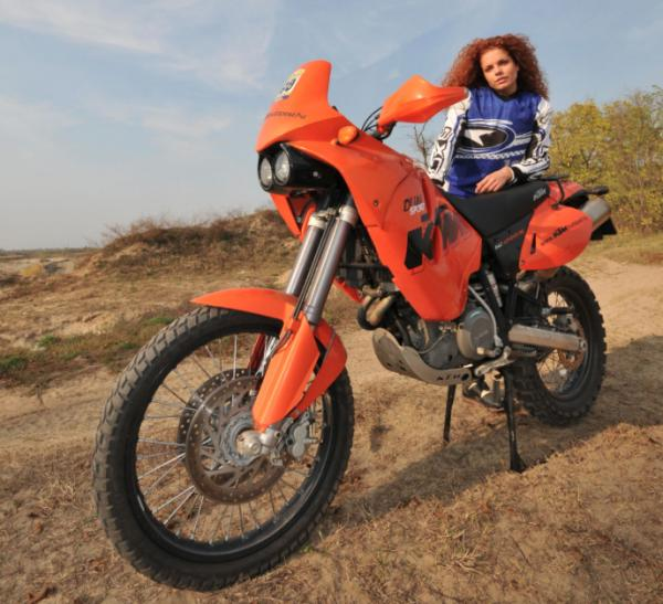 Bring Wild Back To The Dirt With The KTM LC4 640