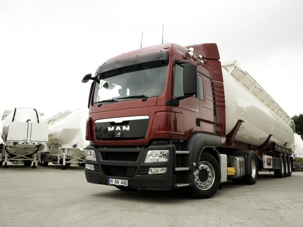 MAN TGS - When Trucks Go Modern