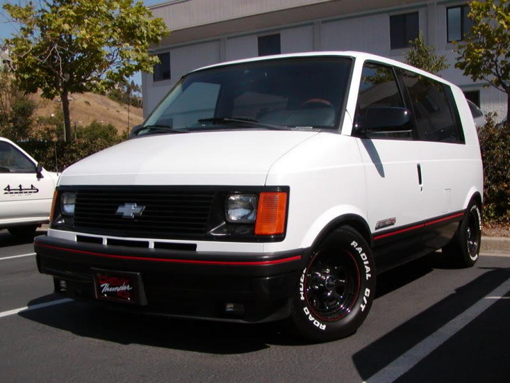 1990 Chevrolet Chevy Van Information And Photos