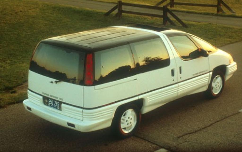 1990 pontiac trans sport information and photos zombiedrive. Black Bedroom Furniture Sets. Home Design Ideas
