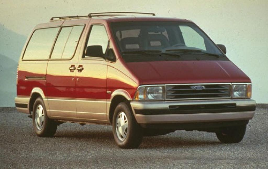 1992 Ford Aerostar Information And Photos Zombiedrive
