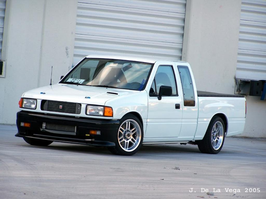 1993 Isuzu Pickup Information And Photos Zombiedrive