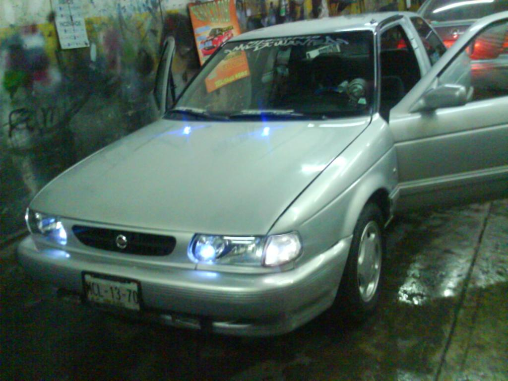 1993 Nissan Sentra - Information and photos - ZombieDrive