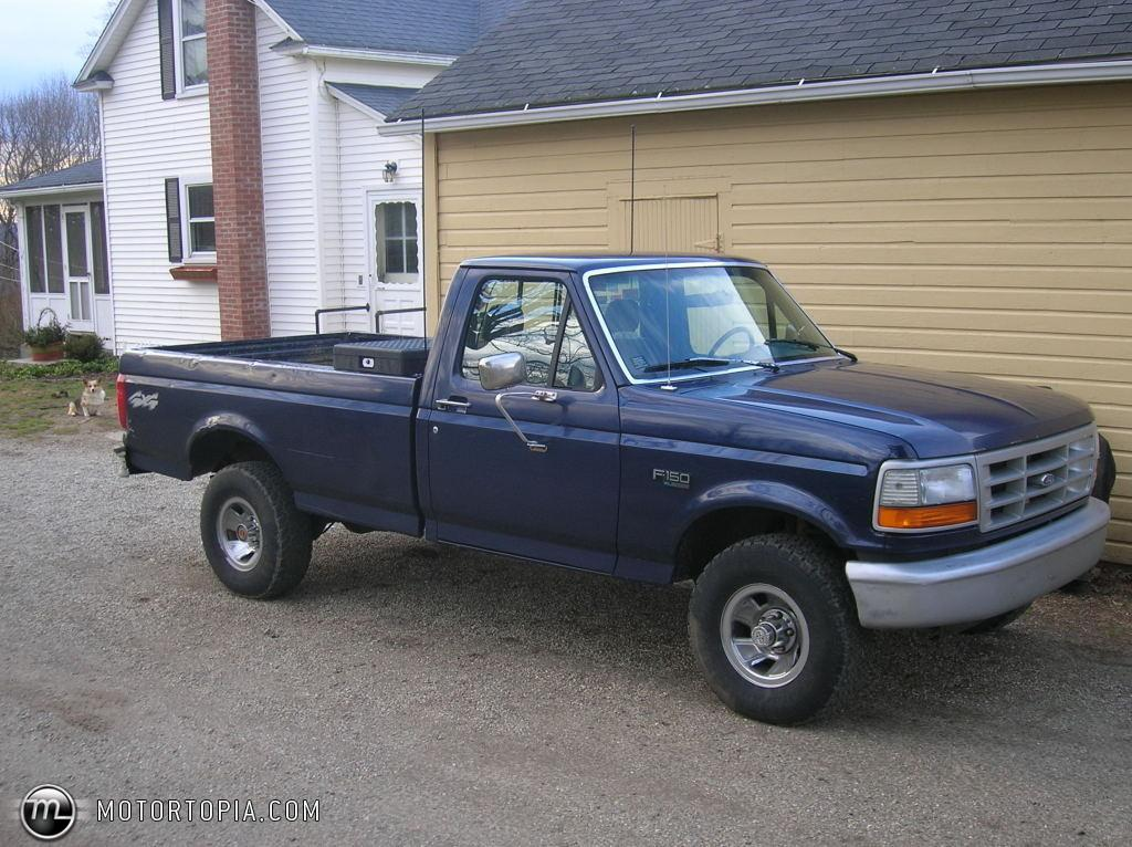1994 Ford F-150 - Information And Photos