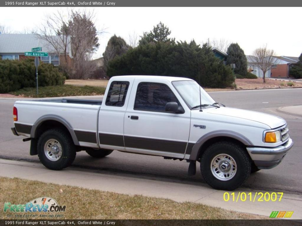 1995 ford ranger information and photos zombiedrive. Black Bedroom Furniture Sets. Home Design Ideas
