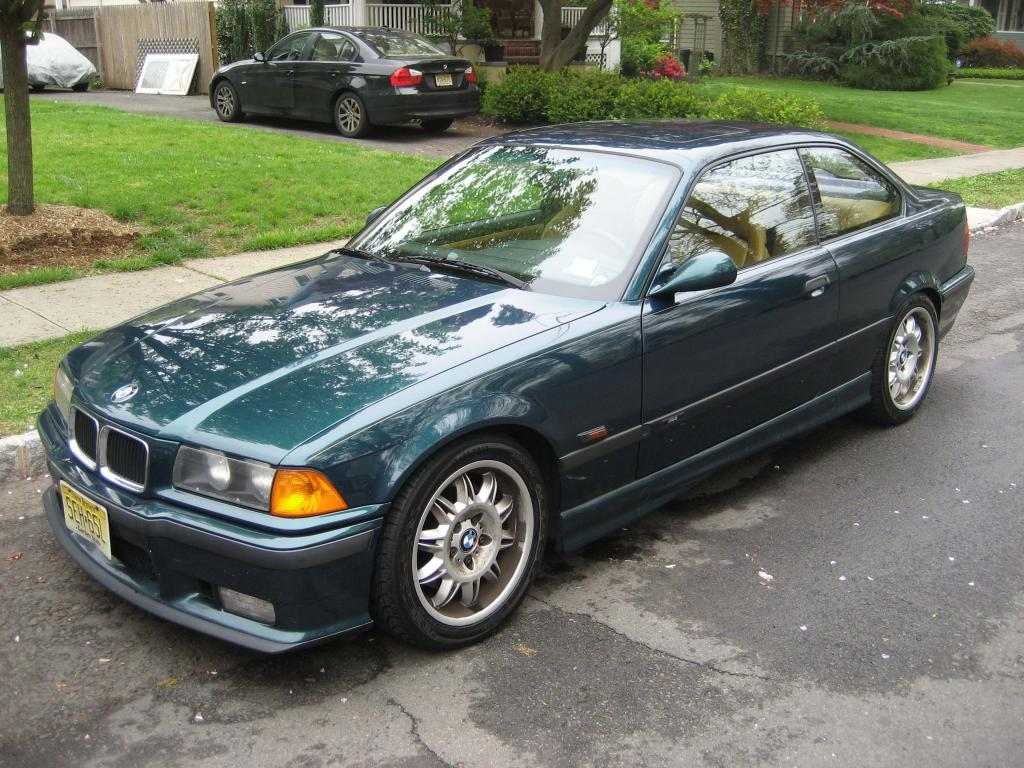 1996 bmw m3 information and photos zombiedrive. Black Bedroom Furniture Sets. Home Design Ideas