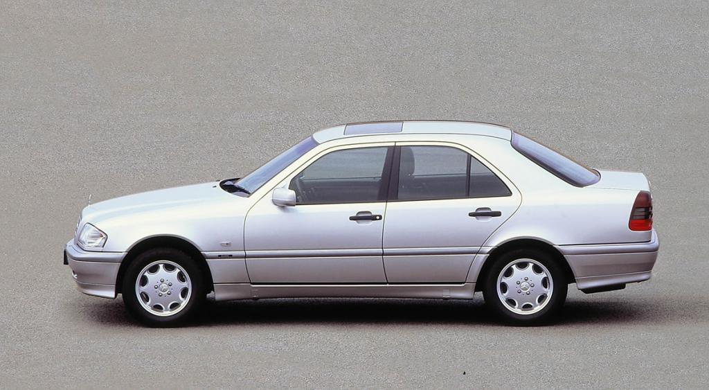 1996 mercedes benz c class information and photos for 1996 mercedes benz c class
