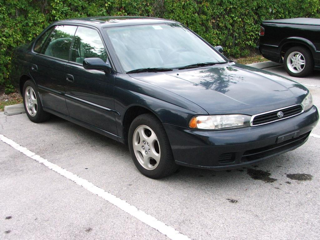 1996 Subaru Legacy - Information and photos - ZombieDrive