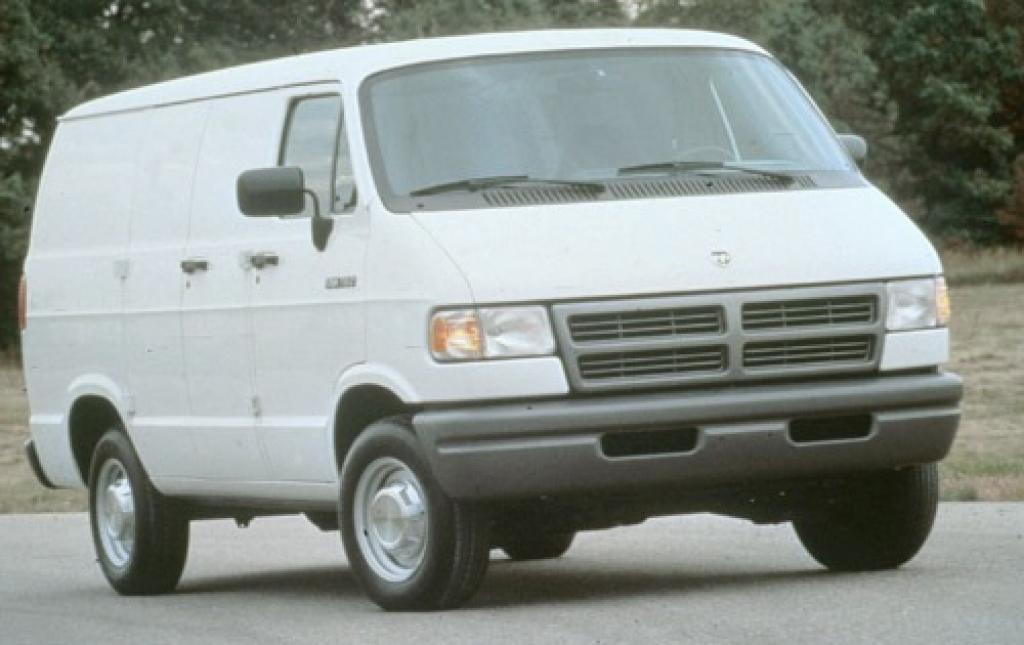 1996 dodge ram van information and photos zombiedrive. Black Bedroom Furniture Sets. Home Design Ideas