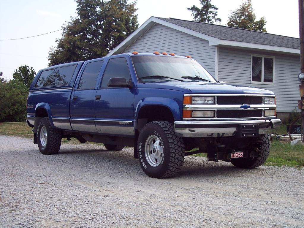 1997 Chevrolet C/K 1500 Series - Information and photos ...