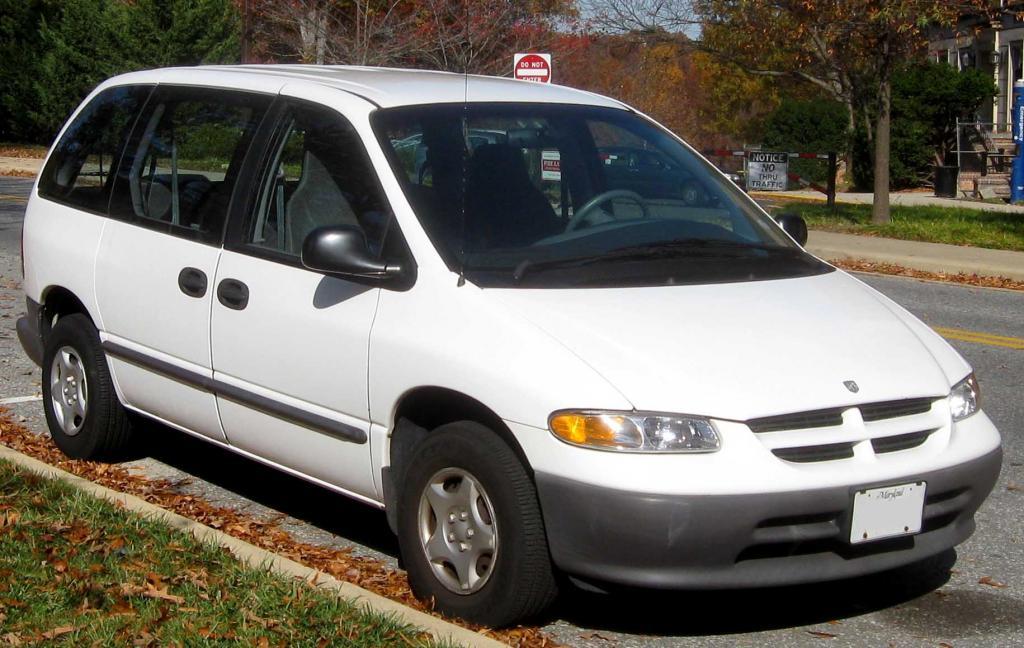 Dodge Caravan on 1996 Dodge Grand Caravan Manual