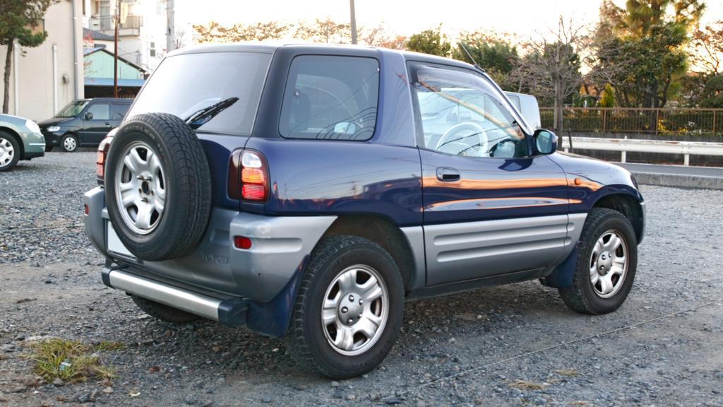 1997 Toyota Rav4 Information And Photos Zombiedrive
