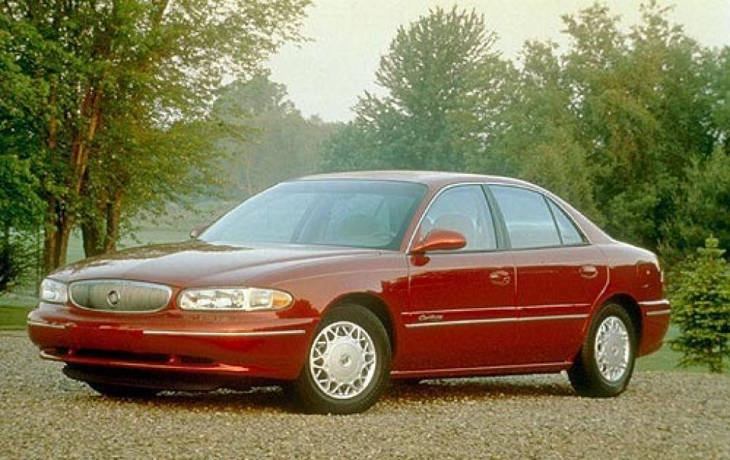 1997 buick century information and photos zombiedrive. Black Bedroom Furniture Sets. Home Design Ideas