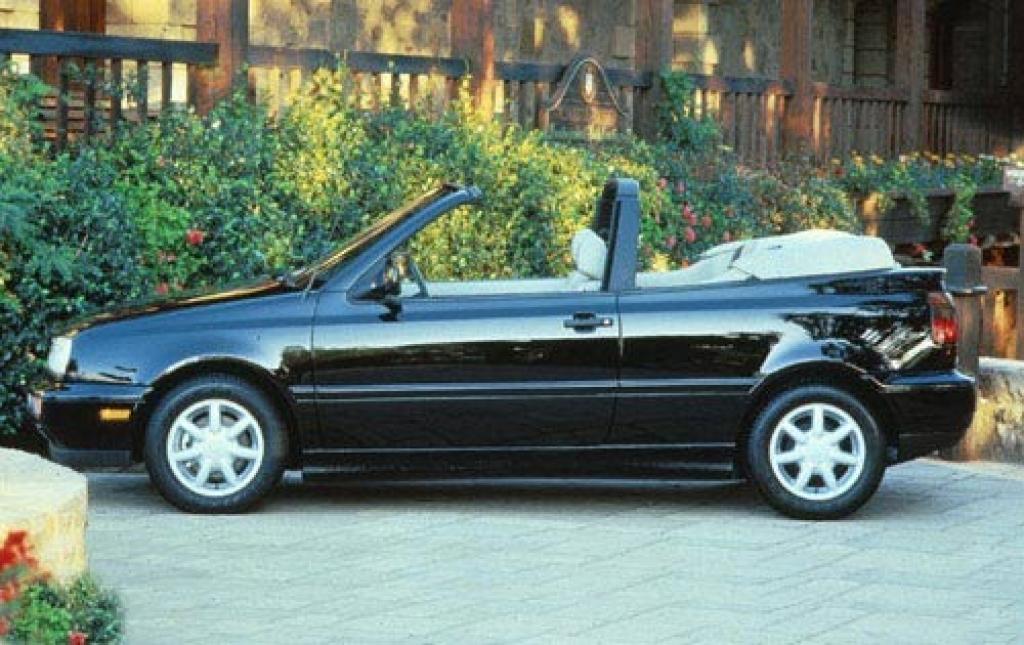 1997 Volkswagen Cabrio - Information and photos - ZombieDrive