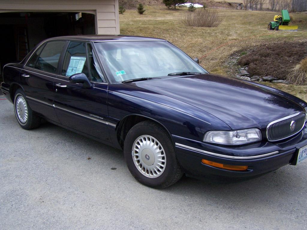 Buick Lesabre on 1990 Buick Lesabre